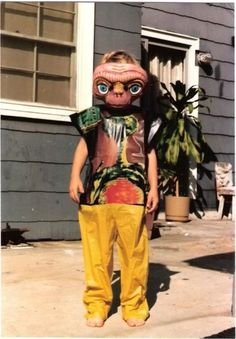 """""""The Barefoot Boy"""" A photo from our Tumblr E.T.+Human project! #childhood #nostalgia #1980s"""