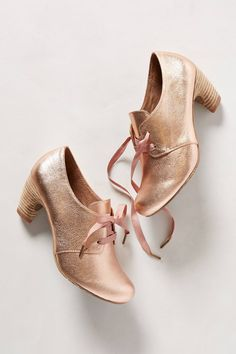 Rutherford Oxford Heels - anthropologie.com