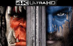 #Warcraft, Lucy & #StarTrek font partie des #UltraHD #Bluray qui paraîtront cette année chez Paramount Pictures et Universal Studios Entertainment !