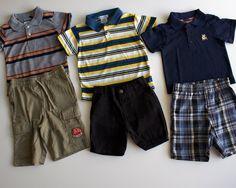 Wittlebee / Monthly Kids Clothing Club - Preppy Summer Boy
