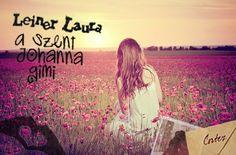 A Szent Johanna Gimi; Szeretem *-* Love It!