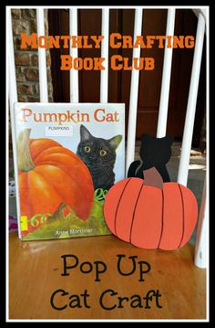 Hey folks! We're back after taking a few months' hiatus from the Monthly Crafting Book Club. This month's theme is pumpkin ...