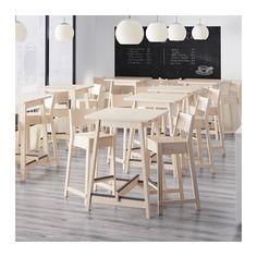 NORRÅKER Barový pult  - IKEA