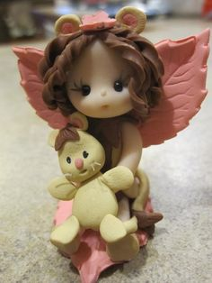 Polymer Clay Fairies and Elves - Bing Images