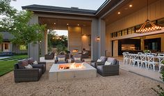 This is what a country retreat looks like in Sonoma // Meadow's Edge / Sonoma, CA / BeautifulPlaces