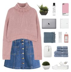 """""""opportunites do not wait"""" by my-pink-wings ❤ liked on Polyvore featuring H&M, Lux-Art Silks, NARS Cosmetics, Crate and Barrel, Surya, Williams-Sonoma, Windsor Smith, Mossimo and Christy"""