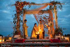 fusion indian wedding