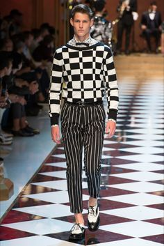 Sfilata Moda Uomo Dolce & Gabbana Milano - Primavera Estate 2017 - Vogue