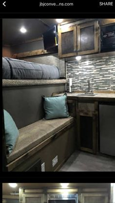 """Get terrific ideas on """"horse trailer lighting"""". They are accessible for you on our website. Cargo Trailer Camper Conversion, Cargo Trailers, Horse Trailers, Camper Trailers, Stock Trailer, Trailer Diy, Travel Trailer Remodel, Horse Trailer Organization, Gooseneck Trailer"""
