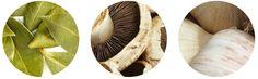 Indie Recipes: Cogumelos à Alentejana