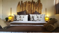 Rustique Guesthouse Graskop Black Forest Cake, Four Square, Bed, House, Furniture, Home Decor, Rustic, Decoration Home, Stream Bed