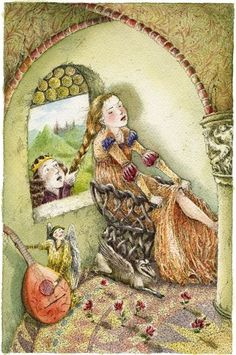 Grimm's Fairy Tales by Christa Unzner