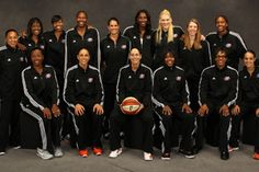 Top 15 Players in WNBA History