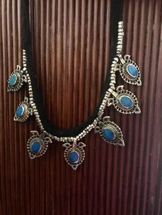The Cheapest Price Silver Tibet Boho Chic Vintage Style Bohemian Mexican Gypsy Tassel Necklace Necklaces & Pendants
