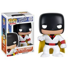 DEAL OF THE DAY Space Ghost Pop! Vinyl Figure: Whether saving the day as a superhero or hosting a talk show, Space Ghost is pretty much the best ever. Fan of Space Ghost and Dino Boy, Space Stars, Cartoon Planet, or the legendary Space Ghost Coast to Coast, will get a kick out of seeing the far-out superhero as a Pop! Vinyl figure.  TO BUY CLICK ON LINK BELOW http://tomatovisiontv.wix.com/tomatovision2#!action-figure/c1t9c