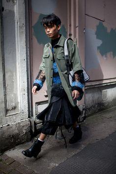 【スナップ】ロンドン・メンズ・ファッションウイーク 2016年春夏 | WWD JAPAN.COM