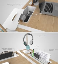 Clear the Clutter: Modular Desk for the Storage-Obsessed