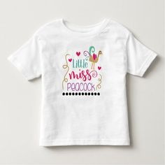 Little Miss, Second Baby Announcements, Sticker Shop, Consumer Products, Cotton Thread, Basic Colors, Toddler Outfits, Baby Bodysuit, Cotton Tee