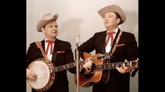 """Ralph Stanley has been an inspiration to Bluegrass artist all over the country and world. The directors of """"O' Brother, Where Art Thou?"""" used a more """"modern"""". Gospel Music, Music Songs, Music Videos, Country Music Stars, Country Singers, Country Musicians, Country Artists, Stanley Brothers, Man Of Constant Sorrow"""