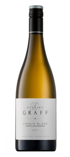 2017 Delaire Graff Swartland Reserve Chenin Blanc, Serve with an elegant meal. 90 Points, Value South African Wine, Chenin Blanc, Wines, Meal, Elegant, Bottle, Top, Classy, Food
