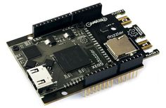 Open-Source Arduino Shield with a GPU, FPGA, HDMI, and Python Support for Hassle-free Game Designing Experience