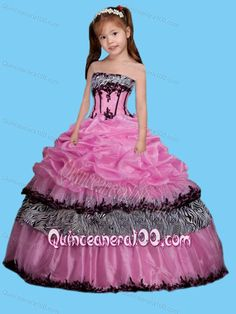 Rainbow Tulle Perfect Angels Girls Pageant Dress 1366 by Party ...