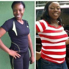 what a great result with Forever weight management programmes