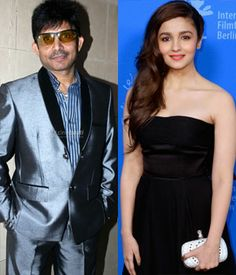 KRK: Alia Bhatt is my future wife! #bollywood #AliaBhatt #BiggestJoke