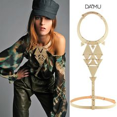 IceCue harness belt by DA'MU selected @damuaccessories | #портупея *натуральная кожа