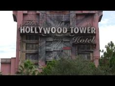 The Terror of Terror - Watching an Elevator Drop Down - Video - Hollywood Studios - 2008 Hollywood, Youtube, Youtubers, Youtube Movies