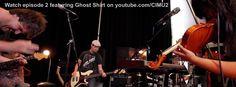 2 ferocious songs + interview #GhostShirt  #music #cimu2