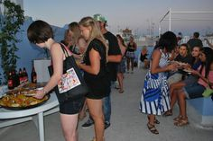 Activities for students / Actividades para los estudiantes. #BarbecueParty #Barbacoa #Cádiz #Spain