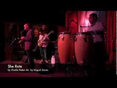 Miguel Zenon & The Rhythm Collective She Rote