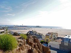 Santa Monica...where the mountains meet the sea!