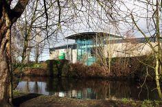 Nuffield Health Club (formerly Greens), Barrack St.