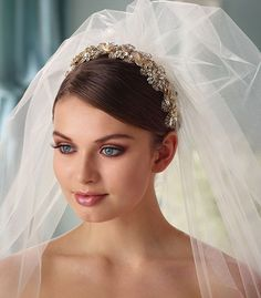 Berger - 9865 - All Dressed Up, Headpiece
