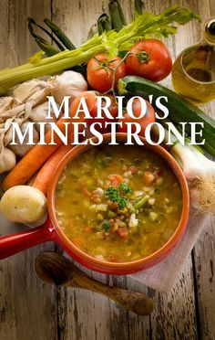 Dr. Oz welcomed Mario Batali to his show to share his recipes for minestrone and pesto genovese. http://www.recapo.com/dr-oz/dr-oz-recipes/dr-oz-mario-batali-minestrone-pesto-genovese-recipes/