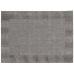 Kathy Ireland Cottage Grove Wool Rug, Grey