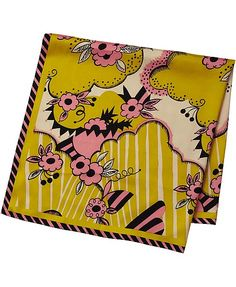 Celia Birtwell via Uniqlo Textile Patterns, Textile Design, Print Patterns, Textiles, Celia Birtwell, Ossie Clark, Engineer Prints, Cute Scarfs, Guache