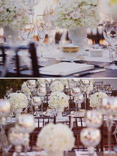 Magnolia Rouge: Classically pretty wedding by Stephanie Williams