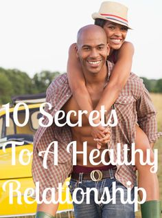 10 Secrets of Healthy Relationships -  Truth be told, keeping him happy in the sack isn't the (only) key to a healthy relationship. It takes some serious communication, openness, and—shout-out to Ben Affleck—work (!) to have a happy life with another human being. Consider these 10 tips from certified sex therapist Sari Cooper your healthy relationship bible.
