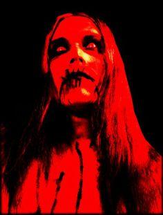 Carpathian Forest - Submit to satan Black Metal, Carpathian Forest, Rock News, Thrash Metal, Metalhead, Dark Art, Halloween Face Makeup, Artist, Painting