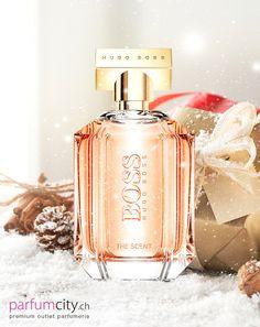 Hugo Boss Boss The Scent For Her Reine Essenz der Eleganz Perfume Ad, Perfume Bottles, Versace Fragrance, Boss The Scent, Beauty Illustration, Best Fragrances, Christmas Background, Hair Art, Hugo Boss