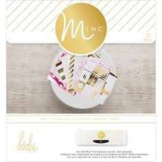Heidi Swapp SIGNATURE MINC 6 x 6 Paper Pad 370178