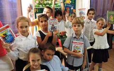 Представительство Россотрудничества в Турецкой Республике передало в дар русским школам Турции российскую учебно-методическую и художественную литературу