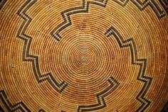 native american basket pattern