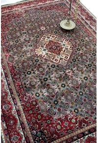 Wool Decorative Recreations,The Carpet Cellar,Indo Bidjar<br>A-652<br>7.9 Feet X 5.3 Feet