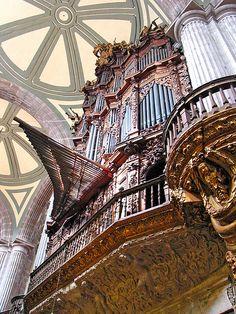 Mexico City Cathedral Organ