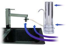 Prémium vízszűrő készülék Superfood, Sink, Home Decor, Vessel Sink, Sink Tops, Interior Design, Home Interiors, Decoration Home, Sinks