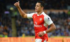 """Alexis Sanchez thinks that living in London can be """"stressful"""""""